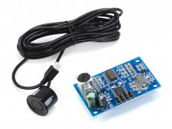 Waterproof Ultrasonic Obstacle Sensor Range 6 Meters compatible with Arduino JSN-SR04T V3.0