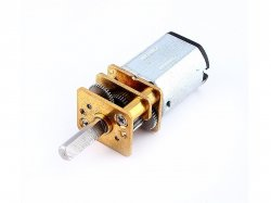 GA12-N20-12v 600 RPM ALL Metal Gear Micro DC Motor with Precious Metal Brush