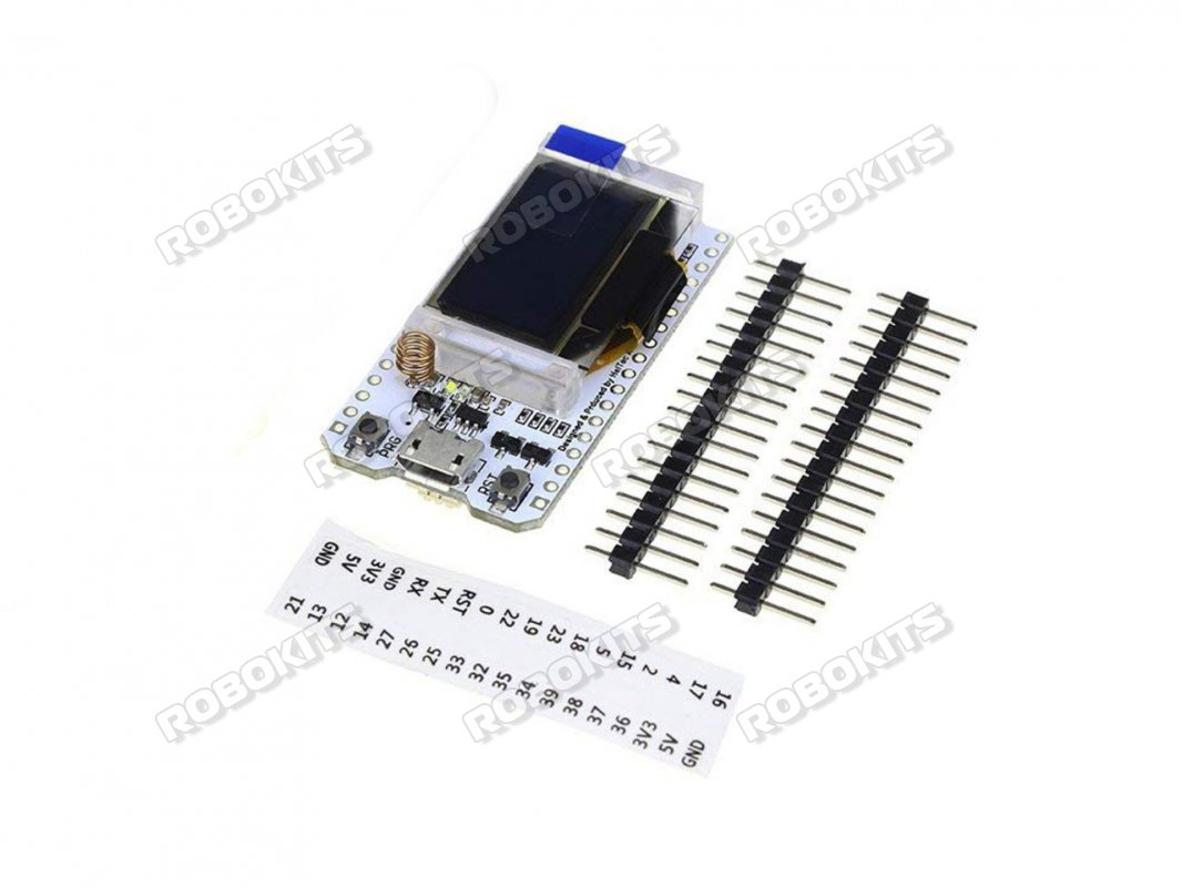 LoRa & WIFI Compatible IOT ESP32 0 96 inch OLED Display