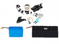 E-Bike Battery and Accessories