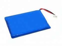 Lithium Polymer ( LiPo) 3.7V 4000mAh Rechargeable Power Bank Battery with Inbuilt Protection