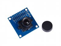 OV7670 VGA Sensor/Camera Breakout-Board