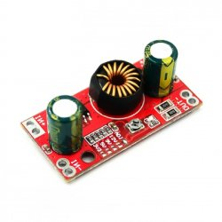 XL4015 DC-DC 4A Voltage Regulating Module with Adjustable Voltage Reduction Power Supply 5-36V