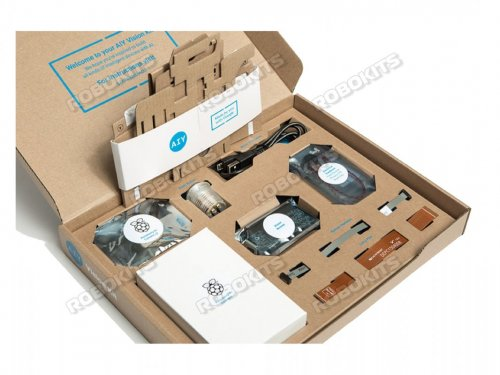 Google AIY Vision Kit Artificial Intelligence Image Recognition Development Kit Raspberry Pi