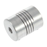 Aluminum Flexible Shaft Coupling 5mm to 5mm