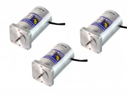 Integrated DC Servo Motors
