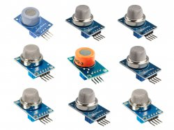 Gas Sensor Kit compatible with Arduino