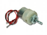 30RPM 12V DC Motor with Gearbox