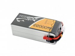 TATTU 22000mAh 6s 25c Lipo Battery