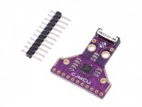 CJMCU-3935 AS3935 I2C & SPI Storm & Lightning Detection Sensor