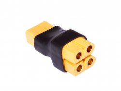 XT60 Parallel Connector (1M-2F)