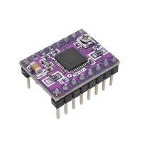 AT2100 Stepstick Stepper Motor Driver with Heat sink for 3D Printer