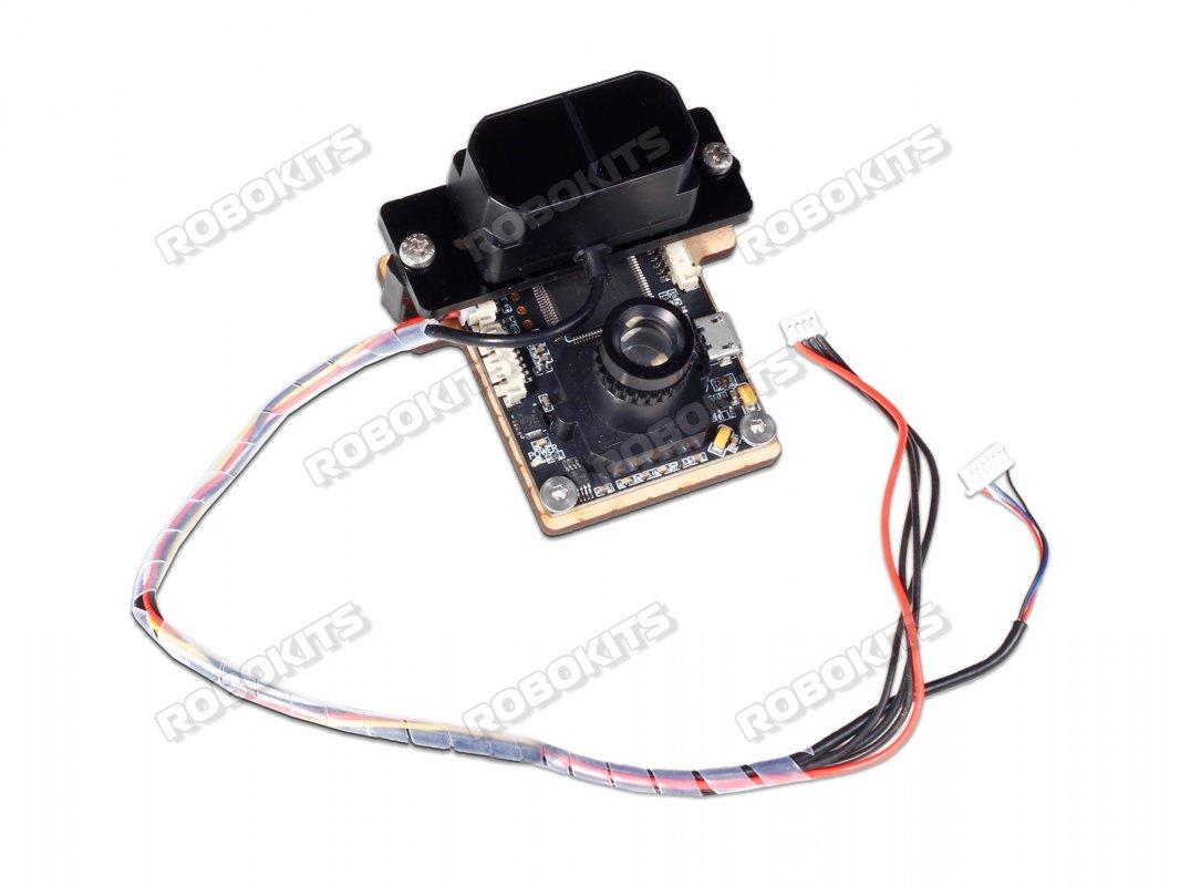 PX4FLOW V1 3 1 Optical Flow Sensor with TFMini Lidar for Pixhawk