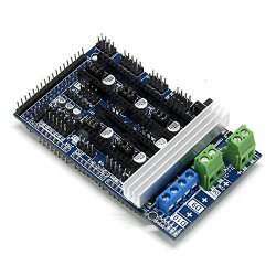 RAMPS 1.6 3D PRINTER CONTROL BOARD