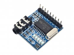 DTMF Decoder module based on MT8870