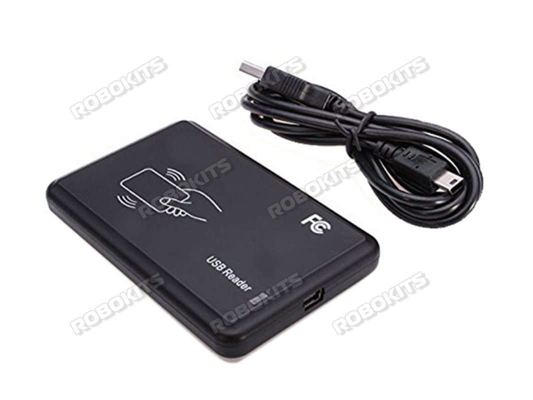 5X JT308 125KHz USB Proximity Sensor Smart RFID ID Card Reader  AT2