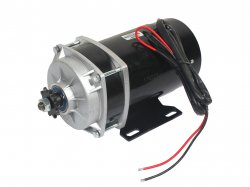 E-Bike DC Geared motor 24V 530RPM 650W