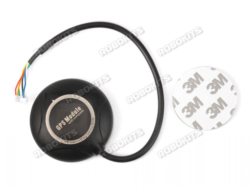 uBlox Neo m8n GPS for Pixhawk