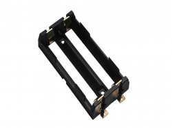 Battery Holder for Lithium-Ion 18650 Double Cell