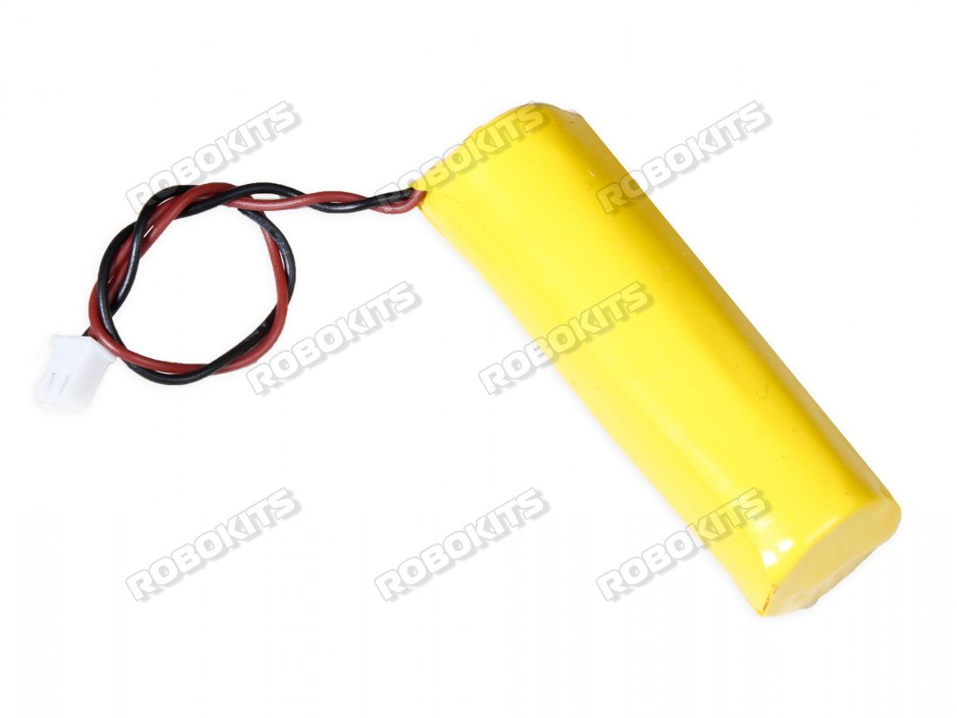 Lithium-Ion Rechargeable Cell 3.7V 1500mAh (2C) Grade-A with Charge Protection - Click Image to Close
