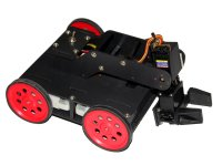 Robobox : Pre-Programmed, Pick & Place RC/Auto Robot - DIY Kit
