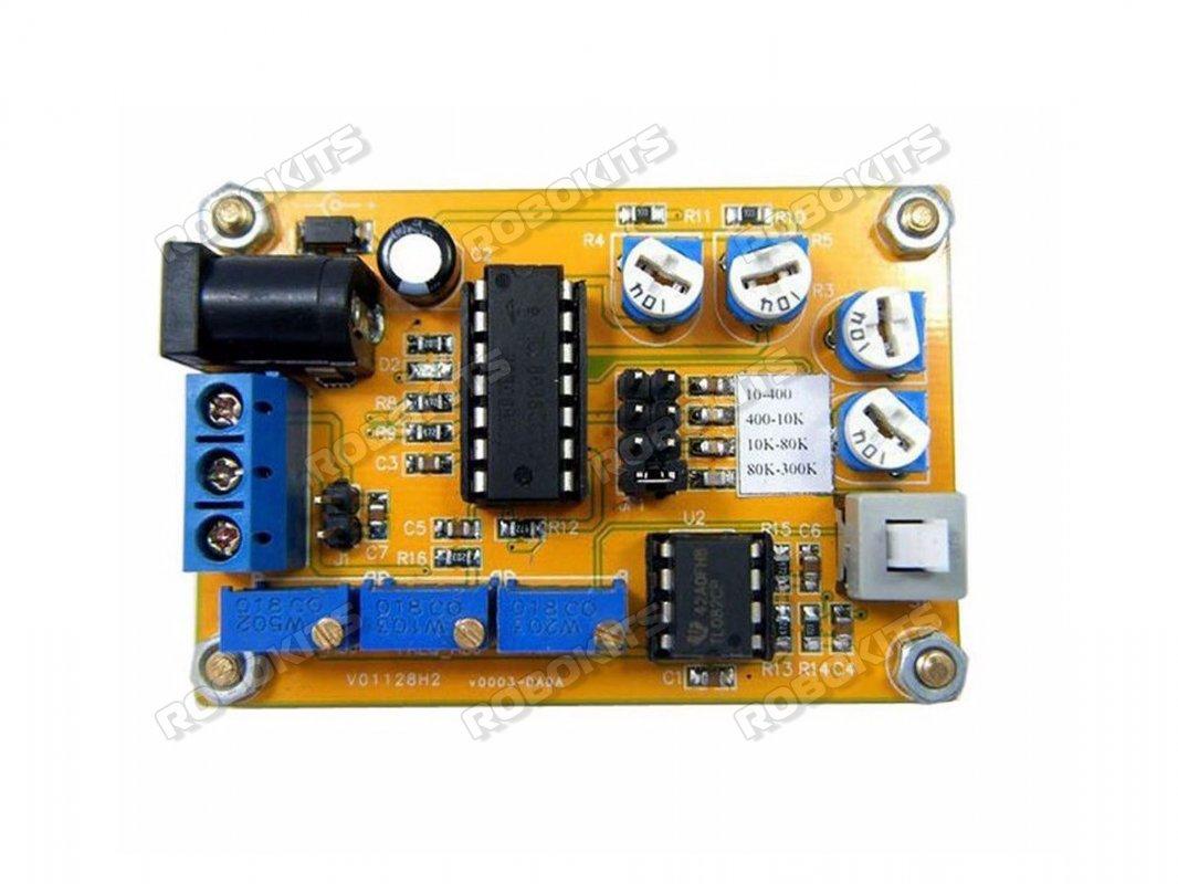 ICL8038 Sine/Triangular/Square Wave Signal Generator Module 10-300kHz