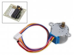 Stepper Motor 5V & ULN2003 Motor Driver Board compatible with Arduino
