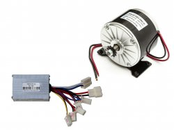 EBIKE DC MOTOR MY1016 24V 2750RPM 250W WITH CONTROLLER