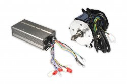 E-BIKE BM1109 48V 900W 3300RPM BLDC MOTOR WITH COMPATIBLE E-BIKE CONTROLLER