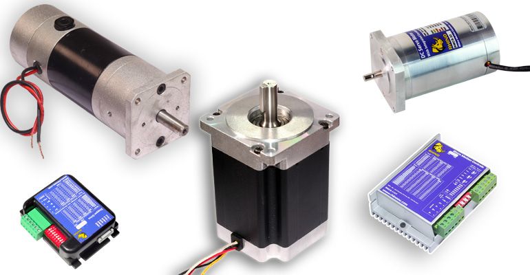 Automation & CNC Products