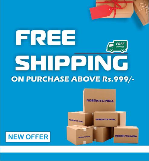 Robokits india easy to use versatile robotics diy kits free shipping solutioingenieria Image collections